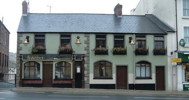 Harry's Bar in Banbridge is now sold, one of a string of pubs which has been on the market recently through agents Osborne King