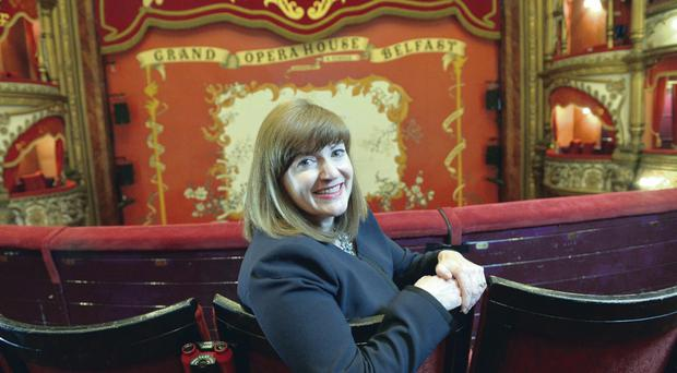 The appointment of Mary-Clare Deane as chief executive of the Grand Opera House was announced yesterday