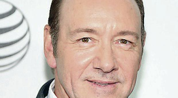 Kevin Spacey's House Of Cards has been a major hit for Netflix