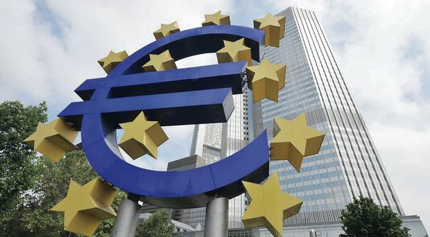 The European Central Bank is taking over the supervision of main euro-area banks