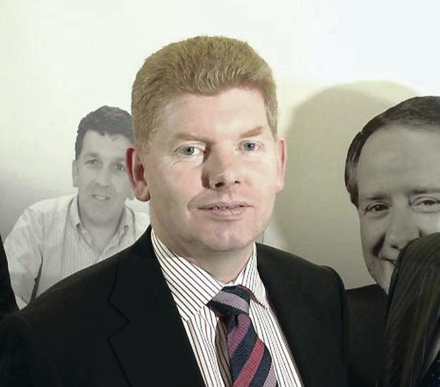 EY's Ireland managing partner Mike McKerr