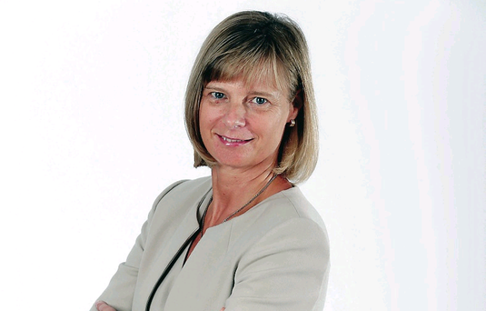 Moy Park CEO, Janet McCollum