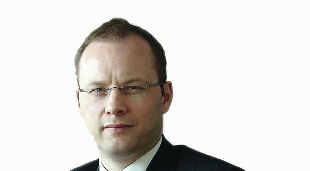 Ulster Bank chief economist Richard Ramse