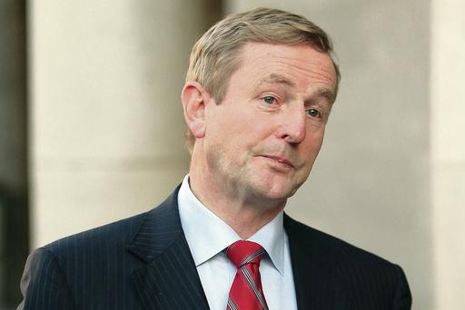 Taoiseach Enda Kenny: treatment was an abomination