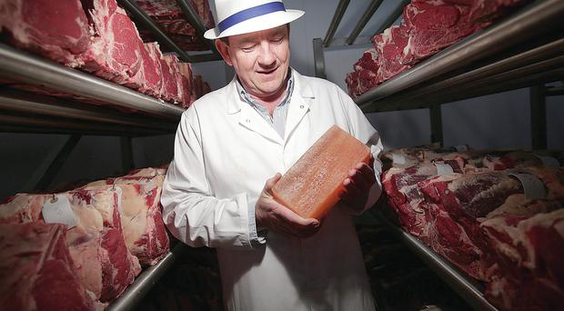 Gold star products: Peter Hannan of Hannan Meats