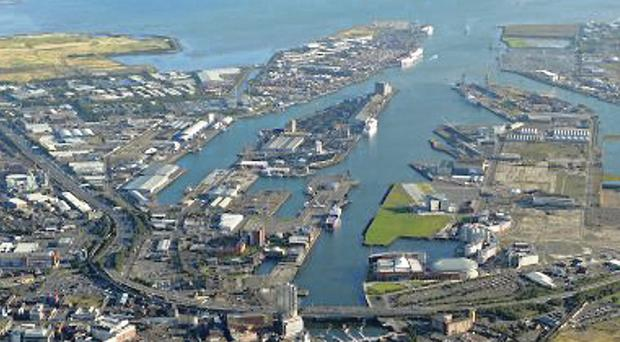 Thriving resource: Belfast Harbour
