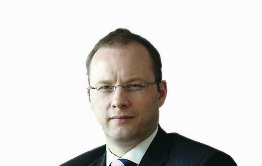 Ulster Bank chief economist Richard Ramsey