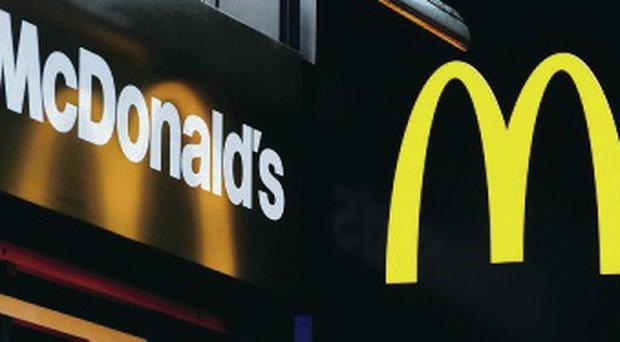 McDonald's buys goods and services from Northern Ireland