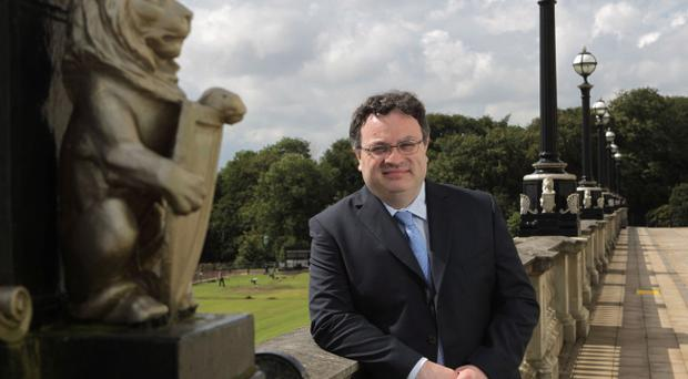 Employment and Learning Minister Stephen Farry