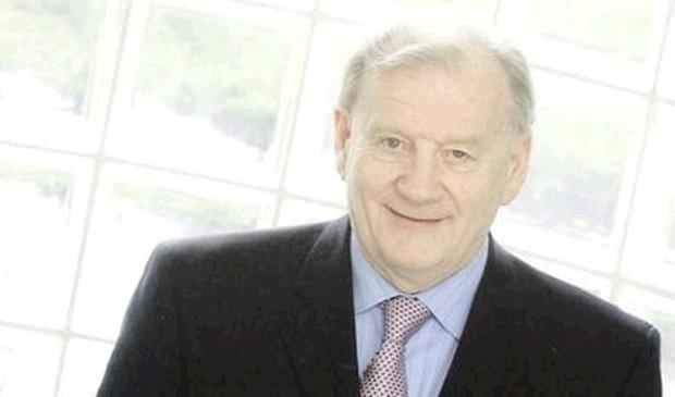 John B McGuckian is the former chairman of UTV