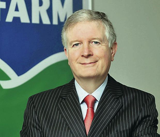 Dr David Dobbin, chairman of trade body the Northern Ireland Food & Drink Association and chief executive of Dale Farm