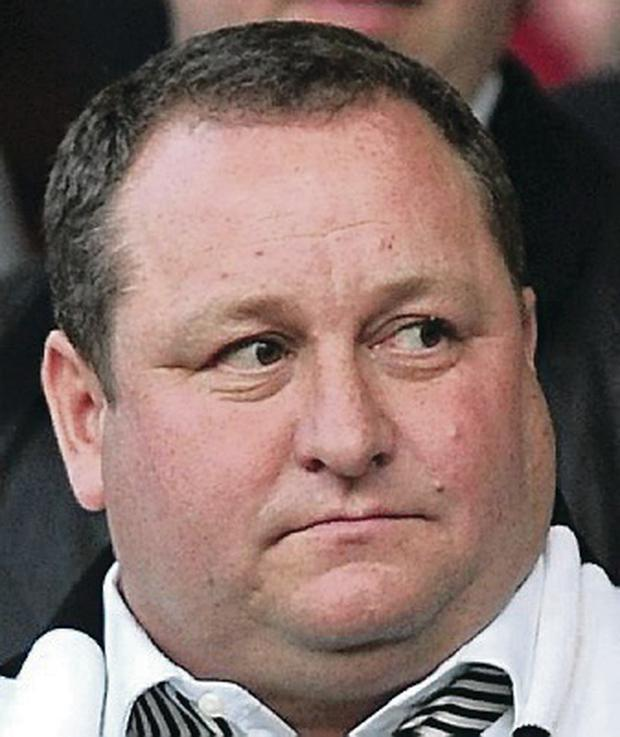 Decision: Mike Ashley