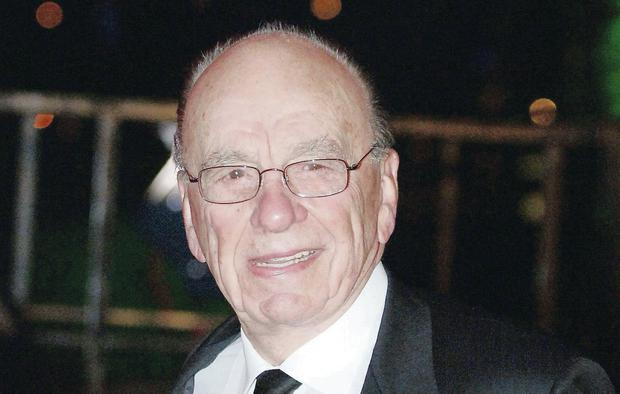 Rupert Murdoch says there are 'few toffs' in the Cabinet