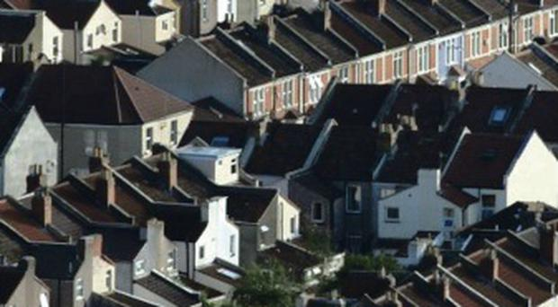 Unchanged: house prices
