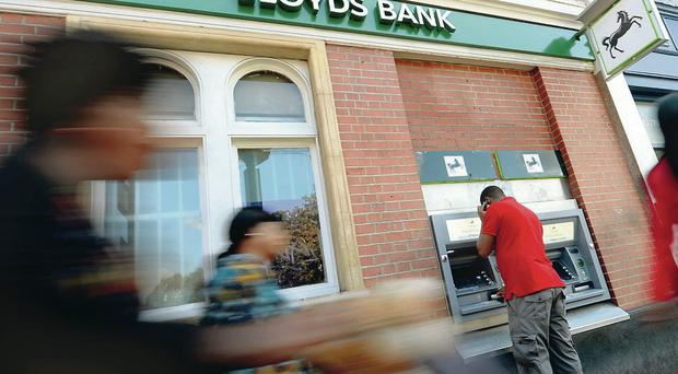 Lloyds Banking Group is facing a large fine