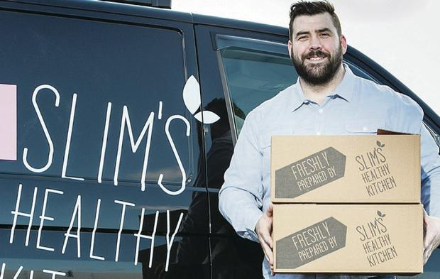 Gary McIldowney, founder of Slim's Healthy Kitchen