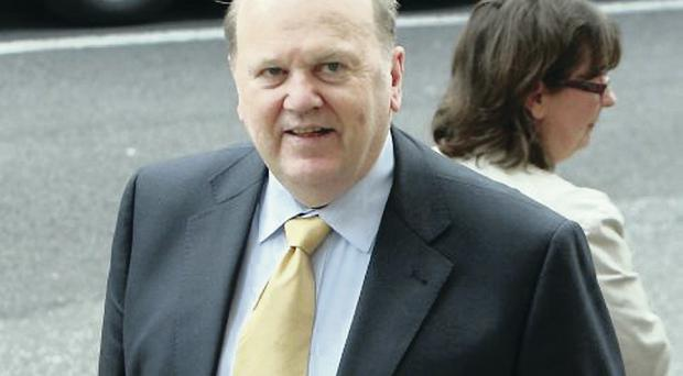 The data gives the Republic's Finance Minister Michael Noonan room for a much more generous budget than originally planned