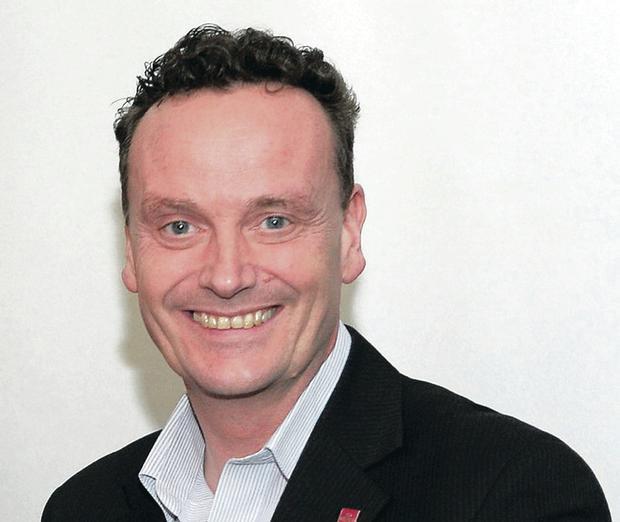 Director of The Prince's Trust in Northern Ireland, Ian Jeffers