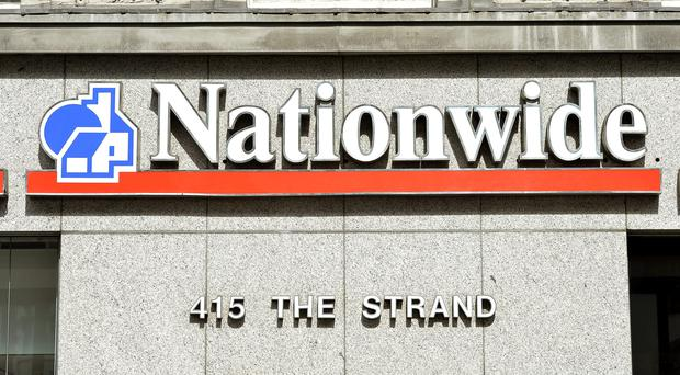 A branch of the Nationwide Building Society