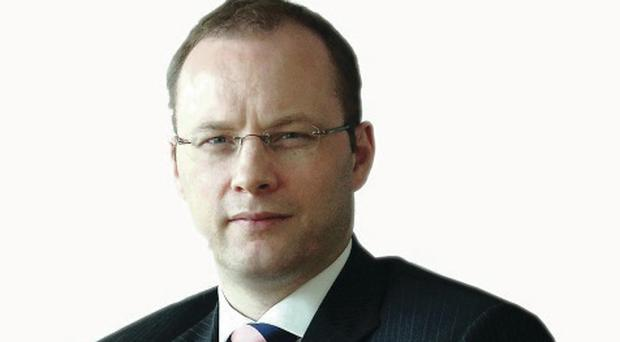 Ulster Bank chief economist Richard Ramsey said that as the recovery continues, growth rates are anticipated to moderate to more normal levels