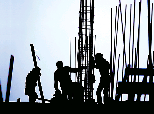 Northern Ireland's increasing reliance on construction work in Great Britain is both