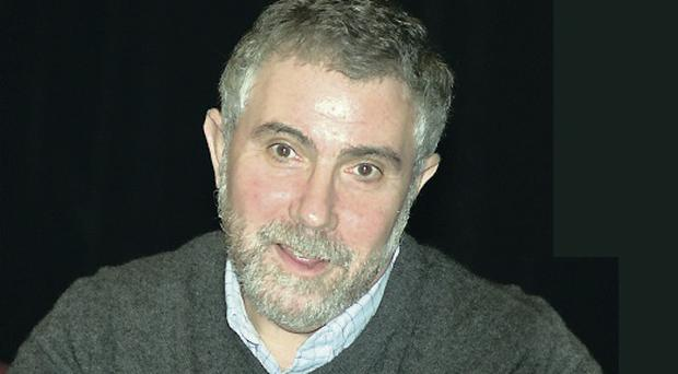 Scotland has been warned of the dangers of 'going it alone' regarding its independence vote by Professor Paul Krugman