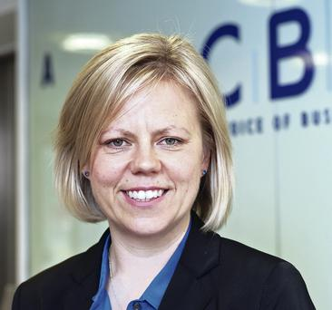 CBI deputy director general Katja Hall