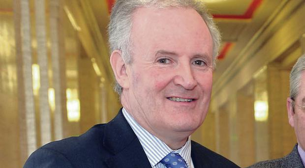John Armstrong, managing director of the Construction Employers Federation