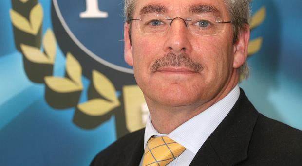 Wilfred Mitchell is FSB Northern Ireland policy chair