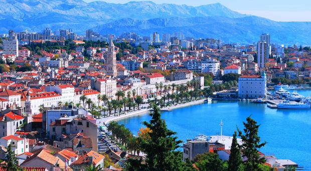 The Croatian city of Split, above, and the Icelandic capital of Reykjavik are two new destinations from Belfast International Airport, announced recently by the airline easyJet