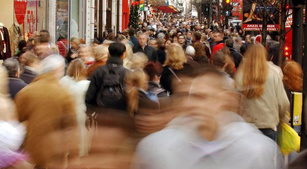 Growth hopes: shoppers have good reason to be optimistic in 2015