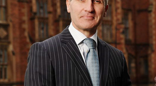 John-George Willis, head of the corporate department of law firm Tughans