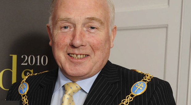 Reaching out: Armagh councillor Jim Speers