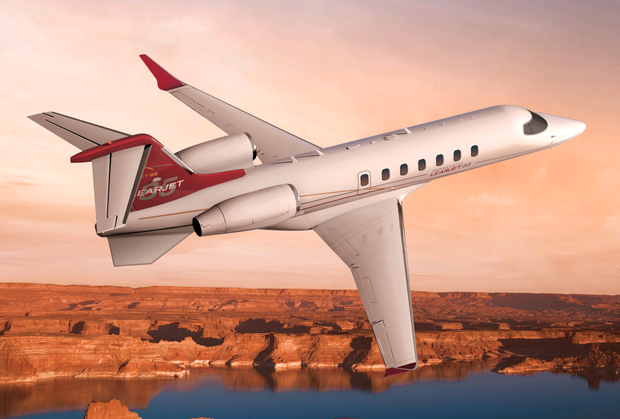 Bombardier has suspended its Learjet 85 production