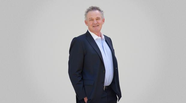 Claddagh Resources founder and CEO Peter Casey