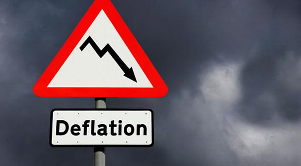 David Blancflower asks if very low deflation is such a good thing, why does the Bank of England have a 2% target?