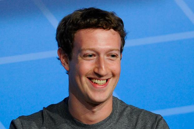 Facebook CEO Mark Zuckerberg shared a infographic featuring a map of India without Kashmir