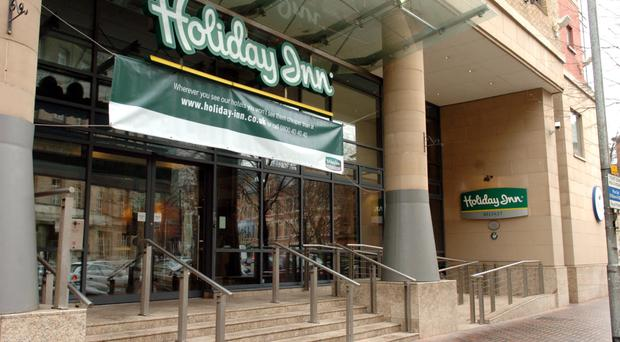 The sale of the Holiday Inn Belfast could be Ireland's biggest-ever hotel according to Paul Collins of CBRE