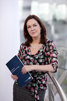 Angela McGowan chief economist at Danske Bank said the 2% fall in new car sales in March was likely to be a signal of slight