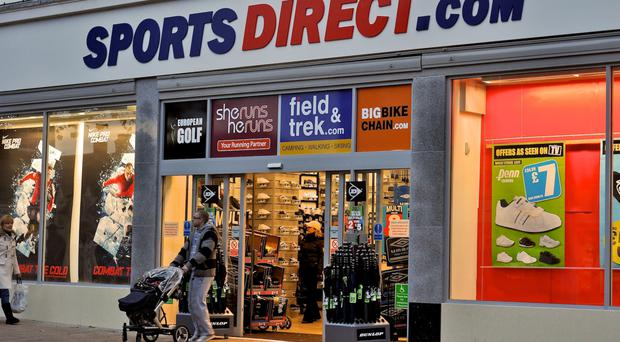 Sports Direct say they use zero hour contracts due to the flexibility they offer