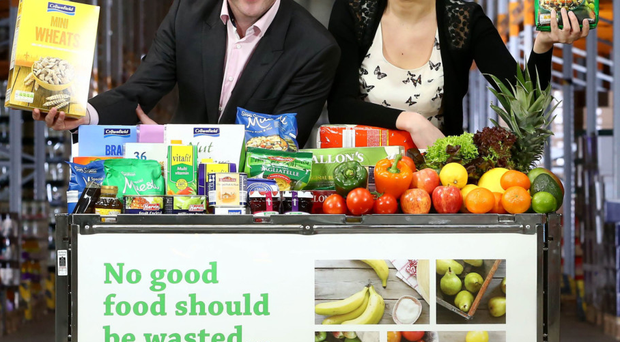 Lidl has announced a partnership with FareShare, the charity fighting hunger and food waste in Northern Ireland. Dermot McGirr, logistics executive at Lidl Northern Ireland and Méabh Austin, development officer at FareShare, launched the tie-in at Lidl's distribution centre in Nutts Corner