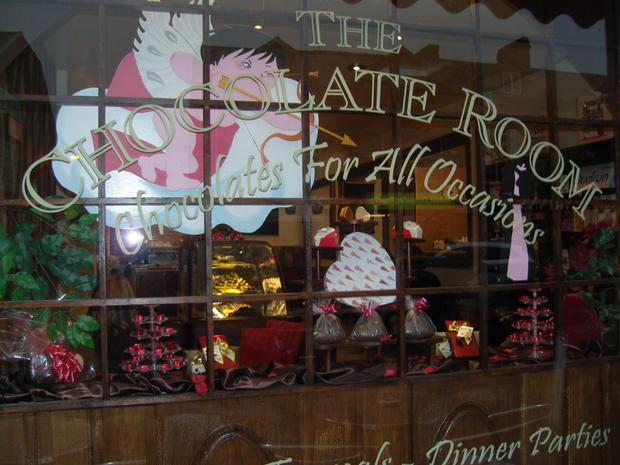 The Chocolate Room on the Lisburn Road is closing over the high cost of the city's rent and rates