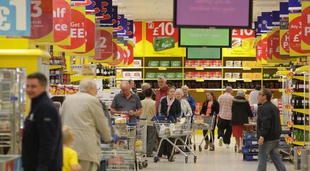 Tesco has been urged to close 200 stores to help recover from the loss