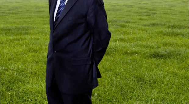 Conor McKervey is Ulster Bank's senior agricultural manager