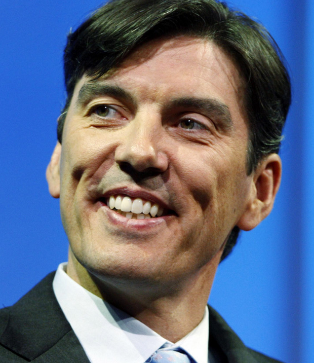 Staying: AOL's Tim Armstrong
