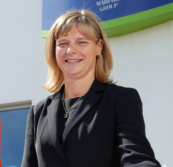 Moy Park chief executive Janet McCollum