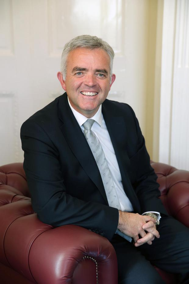 New Enterprise Minister Jonathan Bell said he will