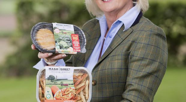 At the races:Tracy Hamilton, director of Mash Direct, has been very busy all over Ireland