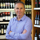 Small beginnings: James Nicholson began selling wine in the 1970s