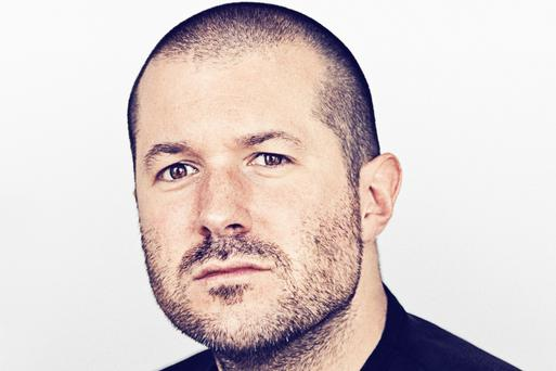 New role: Sir Jonathan Ive